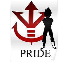 Saiyan Pride Poster