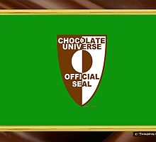 Official seal of the Chocolate Universe by richardredhawk