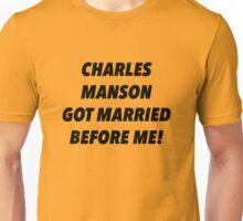 Manson Married Unisex T-Shirt