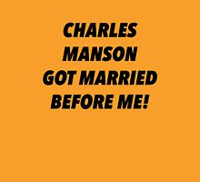 Manson Married Unisex T-Shirt