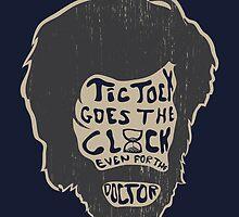 Tick Tock Doctah by Licunatt
