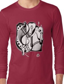 Abstract Moments Long Sleeve T-Shirt