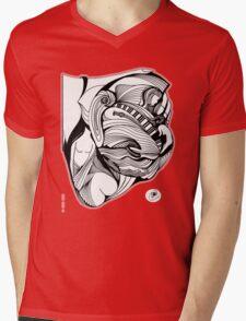 Abstract Moments Mens V-Neck T-Shirt