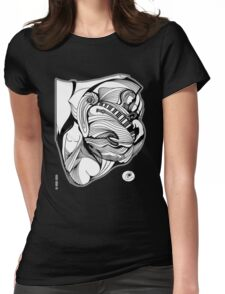 Abstract Moments Womens Fitted T-Shirt