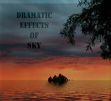 Dramatic effects of sky by Winona Sharp