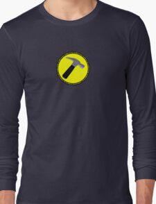 The Hammer (is my penis) Long Sleeve T-Shirt