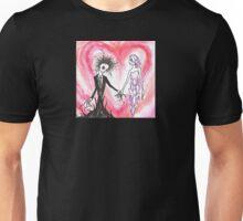 Tree Boy and Flower Girl Unisex T-Shirt