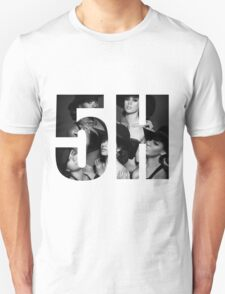Fifth Harmony 5H Reflection Unisex T-Shirt