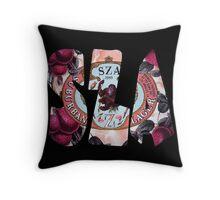 SZA Z ALBUM Throw Pillow