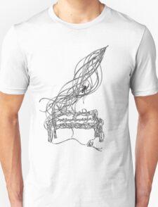 Chair Web T-Shirt