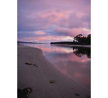 southport .tasmania Photographic Print