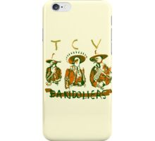 Them Crooked Vultures: Bandoliers iPhone Case/Skin