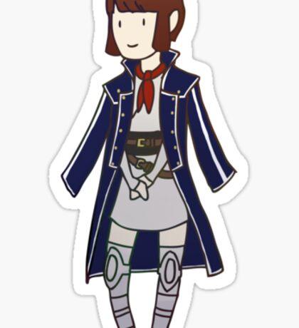Shin Megami Tensei IV Isabeau Sticker