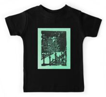 city hall park Kids Tee