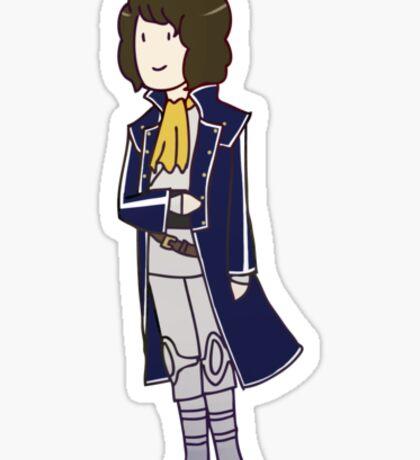Shin Megami Tensei IV Jonathan Sticker