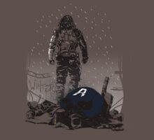 Winter Soldier Rises Kids Clothes