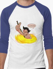 terminatorboy Men's Baseball ¾ T-Shirt