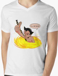 terminatorboy Mens V-Neck T-Shirt