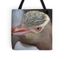 Adult Yellow-eyed Penguin Tote Bag