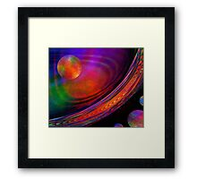 Outer Limits-Available As Art Prints-Mugs,Cases,Duvets,T Shirts,Stickers,etc Framed Print