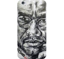 """""""By Any Means Necessary"""" iPhone Case/Skin"""