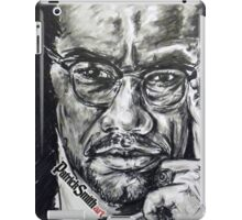 """By Any Means Necessary"" iPad Case/Skin"