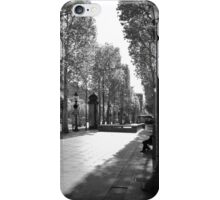 Champs-Elysees iPhone Case/Skin