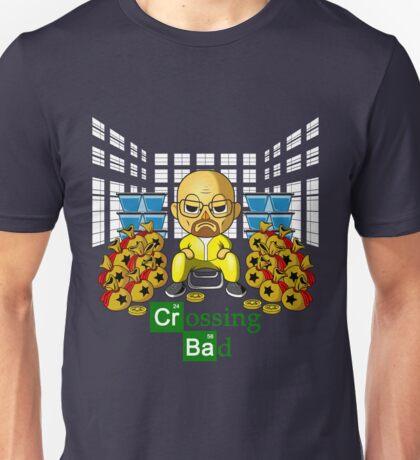 Crossing Bad Unisex T-Shirt