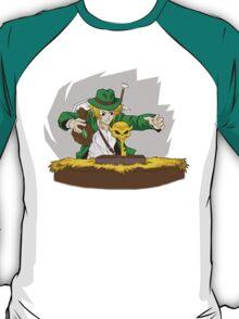 Raiders of the Lost Ocarina  T-Shirt