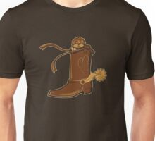 snake in my boot Unisex T-Shirt