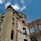 A-bomb dome - Hiroshima by geikomaiko