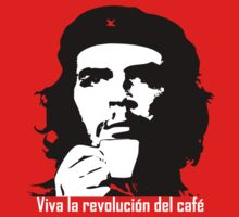 Viva la revolucion del cafe! Kids Clothes