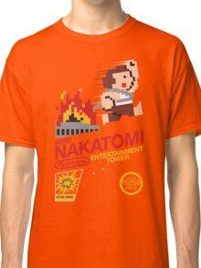 Super Nakatomi Tower Classic T-Shirt