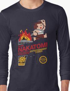 Super Nakatomi Tower Long Sleeve T-Shirt