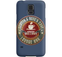 SCOTTY AND BONE'S COVE VINTAGE SIGN Samsung Galaxy Case/Skin