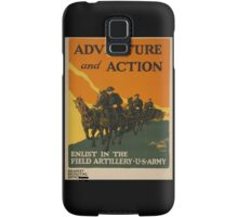 Adventure and Action (Reproduction) Samsung Galaxy Case/Skin
