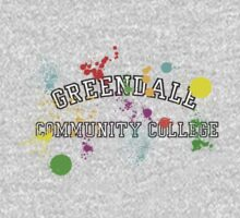 Greendale Community College - Paintball Kids Clothes