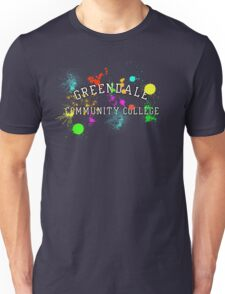 Greendale Community College - Paintball Unisex T-Shirt