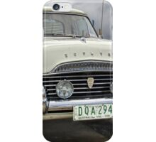 Ford Zephyr Ute…front iPhone Case/Skin