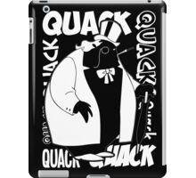The Penguin Goes Quack iPad Case/Skin