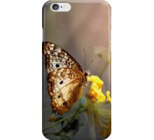 Butterfly Glow iPhone Case/Skin