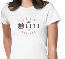 Team Olitz Shipper - Scandal, Olivia Pope Womens Fitted T-Shirt