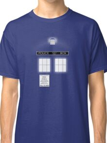 Time And Relative Dimensions In Space Classic T-Shirt