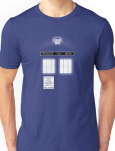 Time And Relative Dimensions In Space Unisex T-Shirt