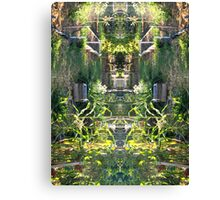 Northcote Community Gardens 12 Canvas Print