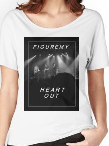 heart out Women's Relaxed Fit T-Shirt