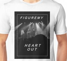 heart out Unisex T-Shirt