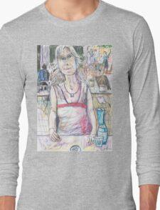 Gail at Llankelly Place Long Sleeve T-Shirt