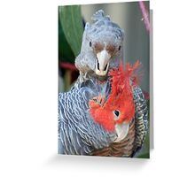 Just the two of us... Greeting Card