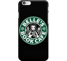 Belle's Book Cafe iPhone Case/Skin